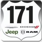 171 Chrysler Dodge Jeep RAM logo