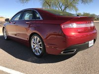 Picture of 2015 Lincoln MKZ Hybrid, exterior, gallery_worthy