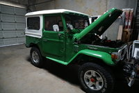 Picture of 1984 Toyota Land Cruiser 40 Series 4WD, exterior, gallery_worthy