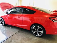 Picture of 2014 Honda Civic Coupe Si w/ Nav and Summer Tires, exterior, gallery_worthy