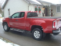Picture of 2015 GMC Canyon Ext. Cab LB, exterior, gallery_worthy