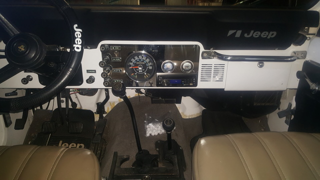 Picture of 1983 Jeep CJ-7, interior, gallery_worthy