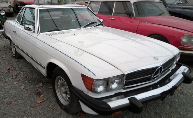 Picture of 1974 Mercedes-Benz SL-Class 450SL, exterior, gallery_worthy