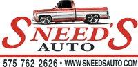 Sneed's Auto and Self Storage logo