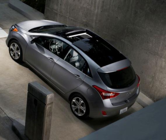Hyundai Elantra Gt Turbo: 2013 Hyundai Elantra GT