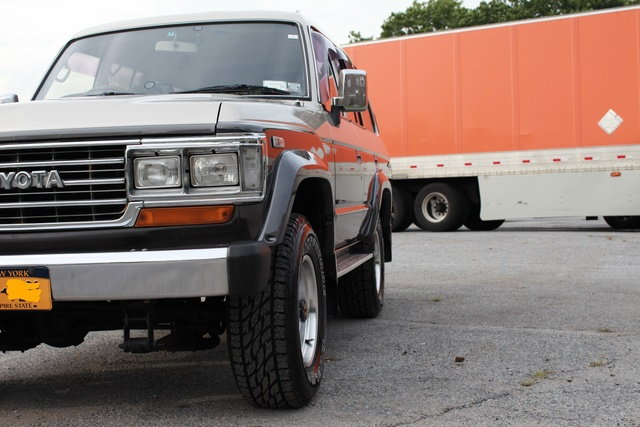 Picture of 1989 Toyota Land Cruiser 4WD, gallery_worthy