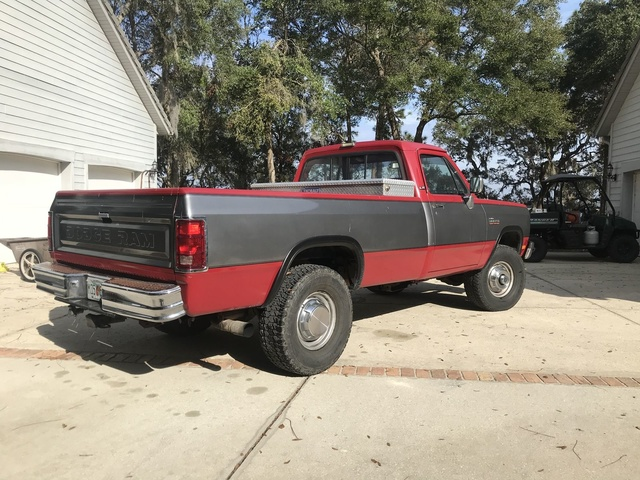Picture of 1991 Dodge RAM 250 LE LB RWD, gallery_worthy