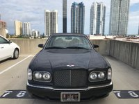 2001 Bentley Arnage Red Label RWD, front, gallery_worthy
