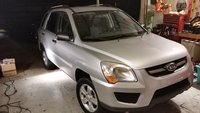 Picture of 2009 Kia Sportage LX, gallery_worthy