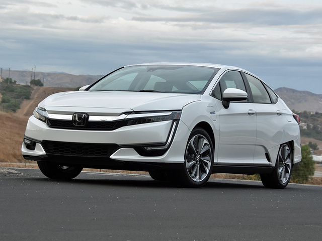 2018 Honda Clarity Plug In Hybrid Touring