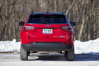 Rear of the 2018 Jeep Compass., exterior, gallery_worthy