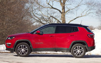 Side of the 2018 Jeep Compass., exterior, gallery_worthy