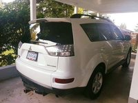 Picture of 2011 Mitsubishi Outlander ES, exterior, gallery_worthy