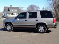 1999 GMC Yukon SLT 4WD, GMC Yukon bought on eBay. Has Cargo Doors