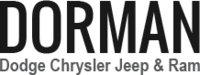 Dorman Dodge Chrysler Jeep logo