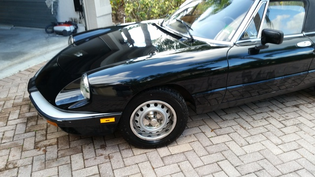 Alfa Romeo Spider Pictures CarGurus - Alfa romeo spider 1974 for sale