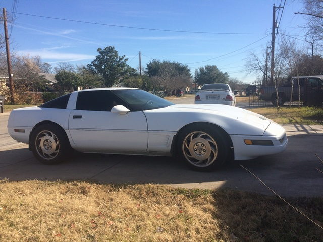 Picture of 1995 Chevrolet Corvette Coupe RWD, gallery_worthy