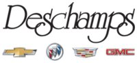 Deschamps Chevrolet Buick GMC logo