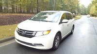 Picture of 2014 Honda Odyssey EX-L w/ DVD, gallery_worthy