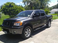 Picture of 2011 Nissan Titan PRO-4X Crew Cab 4WD, exterior, gallery_worthy