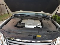 Picture of 2009 Lexus LX 570 570 4WD, engine, gallery_worthy