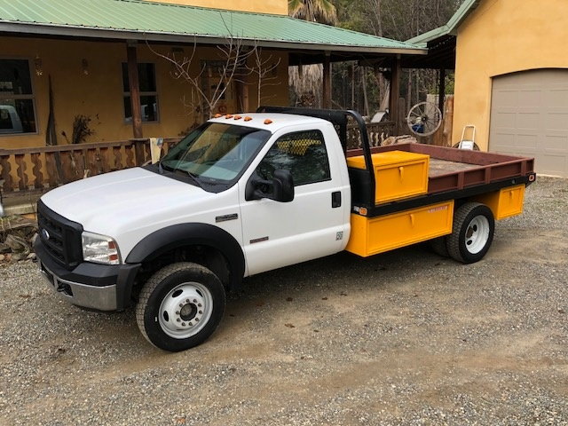 Picture of 2007 Ford F-450 Super Duty Lariat Crew Cab 4WD, exterior, gallery_worthy