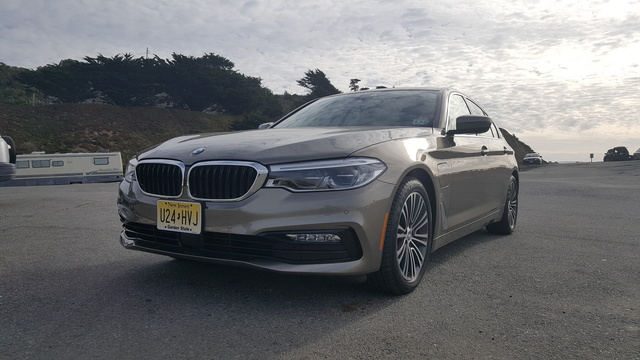 Picture of 2018 BMW 5 Series