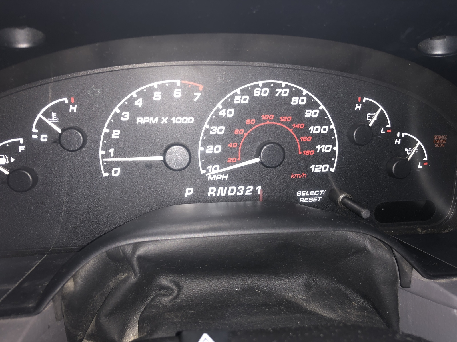 Ford Explorer Questions 2002 Ford Explorer Odometer Does Not