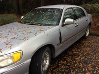 Picture of 2001 Lincoln Town Car Cartier, exterior, gallery_worthy