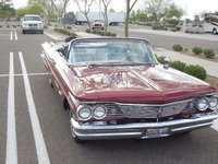 1960 Pontiac Bonneville Overview
