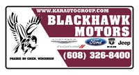 Blackhawk Motors logo
