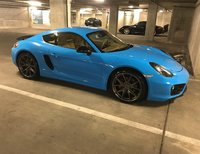 Foto de un 2014 Porsche Cayman Base, exterior, engine, gallery_worthy