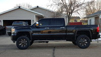 Picture of 2015 GMC Sierra 3500HD Denali Crew Cab SB 4WD, exterior, gallery_worthy