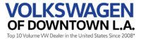 Volkswagen of Downtown L.A. logo