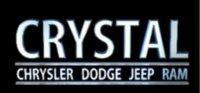 Crystal Chrysler Center logo