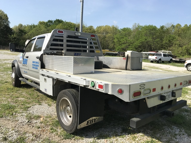 Picture of 2010 Dodge RAM 4500 Chassis  SLT 168.5 in. DRW 4WD, gallery_worthy