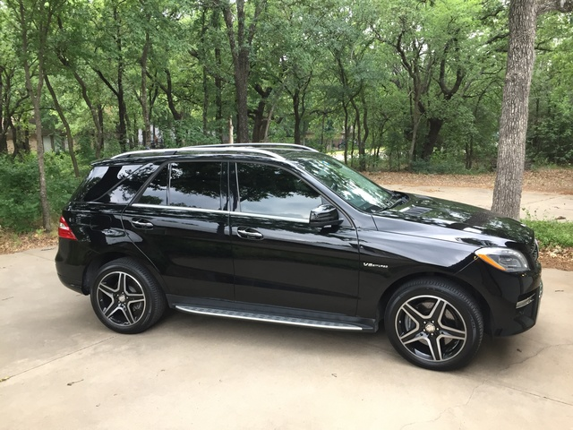 Picture of 2013 Mercedes-Benz M-Class ML 550