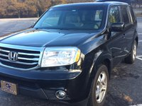 Picture of 2014 Honda Pilot EX-L, exterior, gallery_worthy