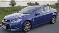 Picture of 2016 Chevrolet SS RWD, exterior, gallery_worthy