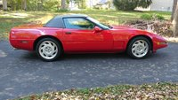 Picture of 1992 Chevrolet Corvette Convertible RWD, gallery_worthy