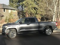 Picture of 2018 Toyota Tundra TRD Pro Double Cab 5.7L FFV 4WD, exterior, gallery_worthy