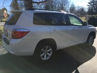 2009 Toyota Highlander Picture Gallery