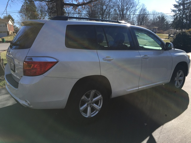 Picture of 2009 Toyota Highlander Base 4WD