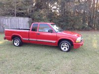 Picture of 2001 Chevrolet S-10 2 Dr LS Extended Cab SB, gallery_worthy