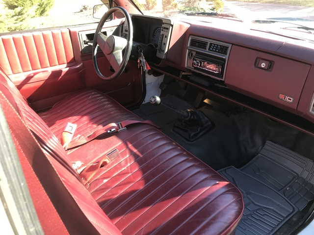 Picture of 1989 Chevrolet S-10 RWD, gallery_worthy