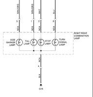 hyundai accent wiring diagram download hyundai iload wiring diagram hyundai tucson questions - right side brake light not ...