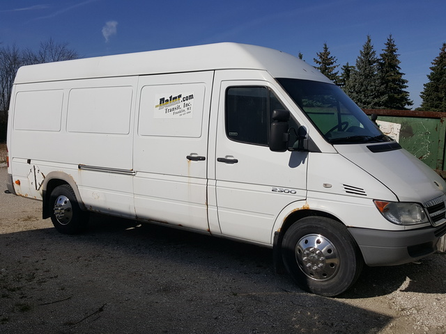 Picture of 2006 Dodge Sprinter Passenger 2500 High Roof 140 WB RWD