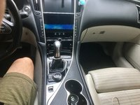 Picture of 2015 INFINITI Q50 3.7 Sport RWD, interior, gallery_worthy