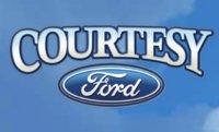 Courtesy Ford logo