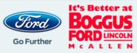 Boggus Ford logo